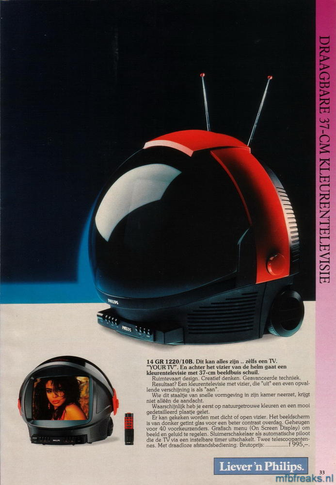 Philips Discoverer Television – Future Forms