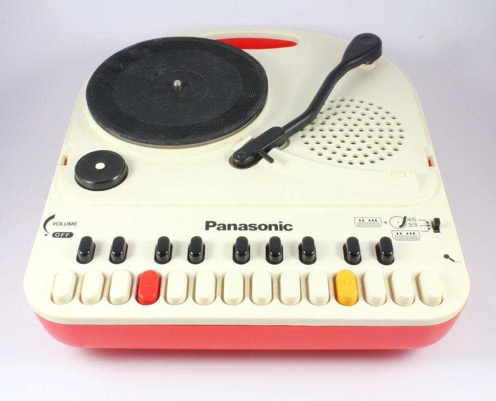Future Forms Panasonic Do Re Mi Turntable Keyboard