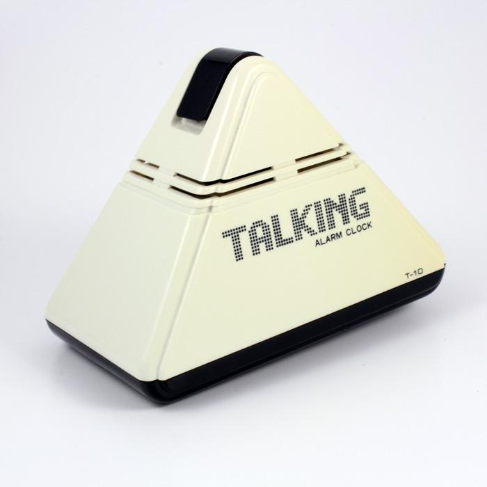 Home Alarm Companies >> T-10 Talking Alarm Clock – Future Forms
