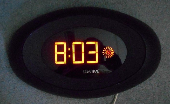 Future Forms Lumitime C 61 Wall Clock