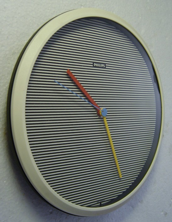 Future Forms Philips Hr 5682 Wall Clock