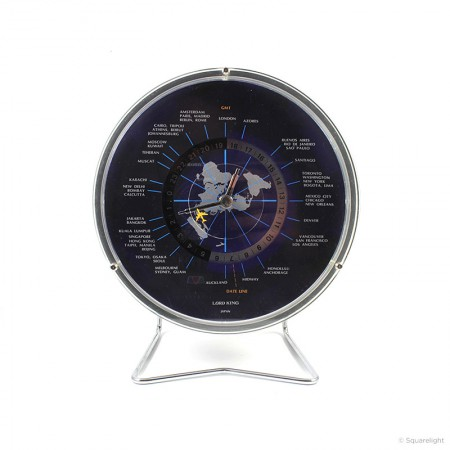 LordKing-world-clock