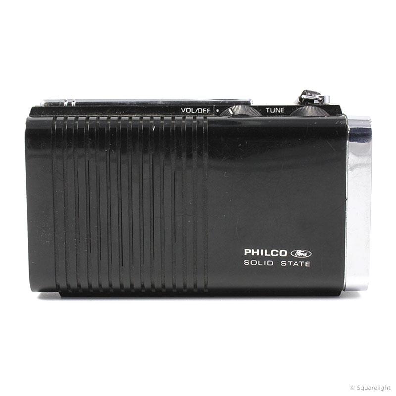 Philco_R131_black
